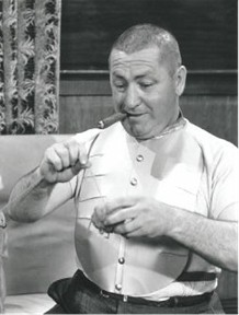 curly howard last photo